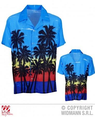 Havajská košile - palmy - Ptákoviny.com 3237673425