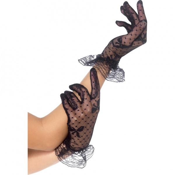 7424bee262c Elegantní krajkové rukavičky - Ptákoviny.com